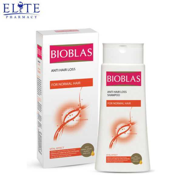 BIOBLAS SHAMPOO NORMAL HAIR 200ML