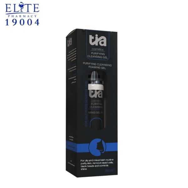 Tia purifying cleansing foaming gel 250ML