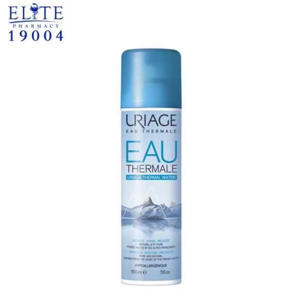 غسول يورياج المياه الحراريه للبشره uriage thermal water sen skin 150 ml