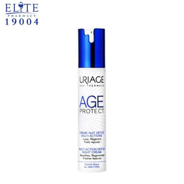 URIAGE AGE PROTECT NIGHT CREAM 40ML