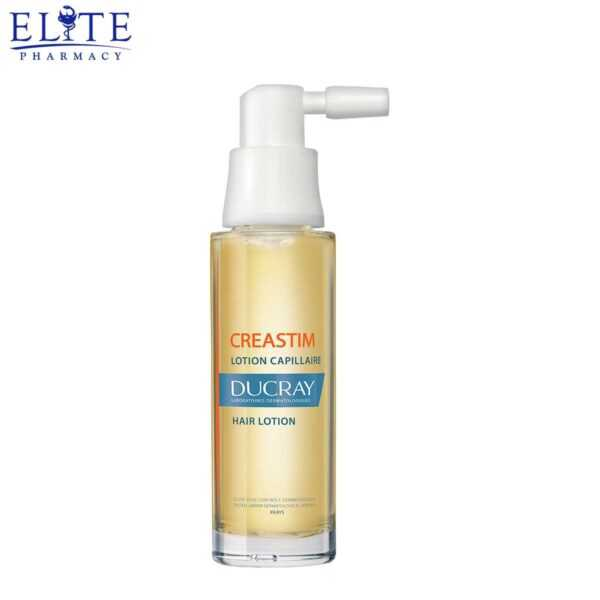 Ducray Creastim Anti Hair Loss Lotion is designed to treat hair problems especially and delicately for women, because it reactivate and re-stimulates the growth of falling hair and eliminates the severe dandruff that causes itching and inflammation.