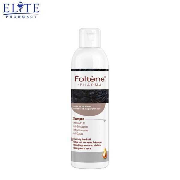 شامبو فولتين ضد القشرة Foltene Anti Dandruff Shampoo 200ml
