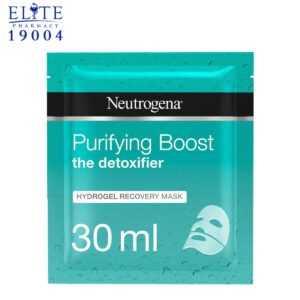Neutrogena purifying boots detox mask