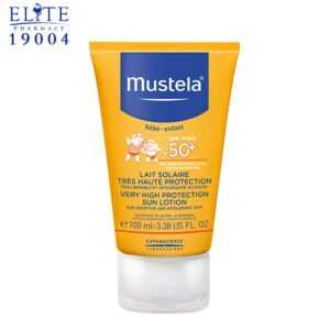 Mustela sun 50+ enfant lotion