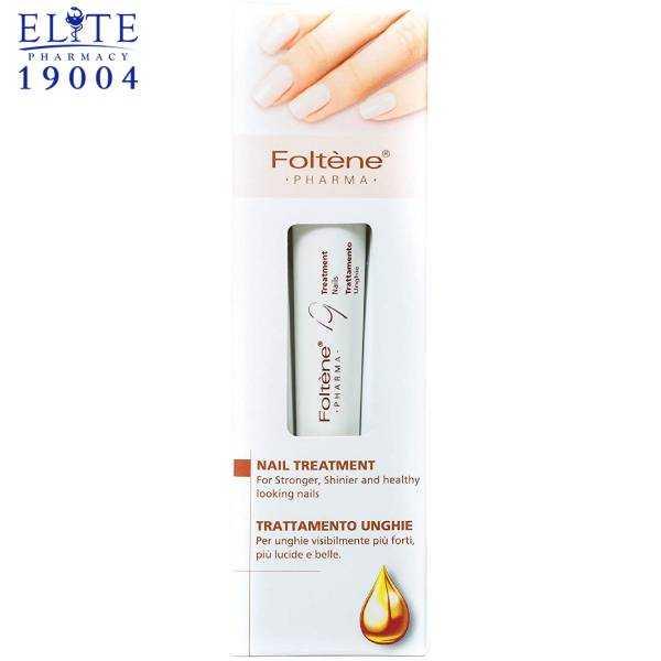 مقوي الاظافر فولتين Foltene Nail Treatment 10ml