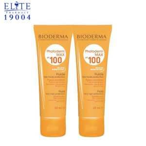 كريم بيوديرما واقي الشمس 100 ماكس | BIOD. PHOTODERM MAX FLUID SPF100 40ML