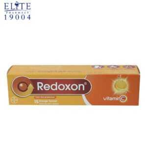 ريدوكسون فيتامين سي 15 قرص فوار 1000مج معادن متعددة وفيتامينات