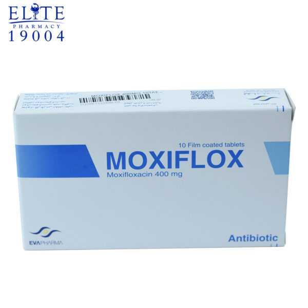 موكسيفلوكس مضاد حيوي