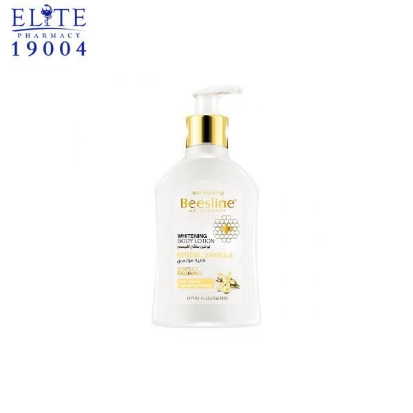 لوشن بيزلين لتفتيح البشره beesline whitening vanilla body lotion 200ml